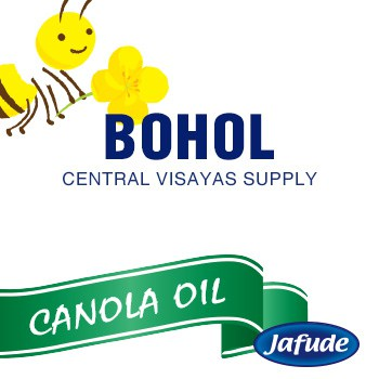 Philippines canola oil supply in Central Visayas_Bohol