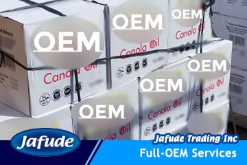 OEM Cooking Oil In The Philippines-Jafude Trading Inc