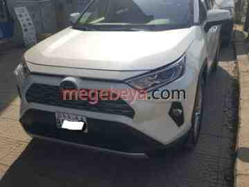 The Toyota RAV-4 (XA60) is a compact crossover SUV (sport utility vehicle)