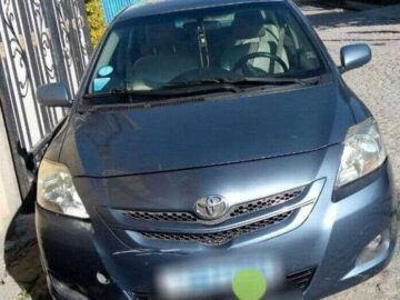 Toyota Belta ( XP 90) is a subcompact line car.