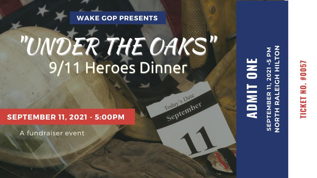9/11 Heroes Dinner