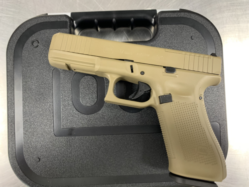Glock 17 Gen5.