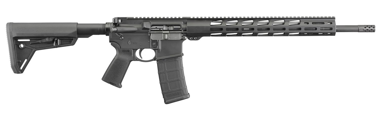 Ruger AR-556 MPR