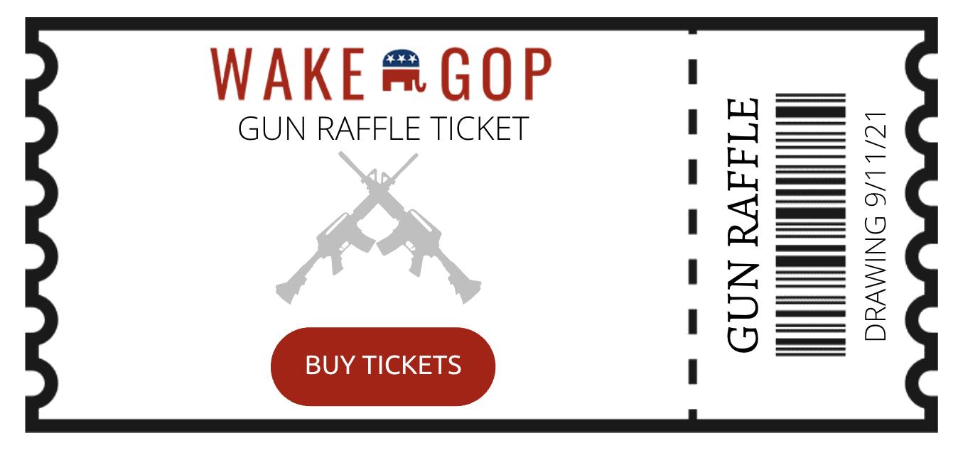 Wake GOP Gun Raffle