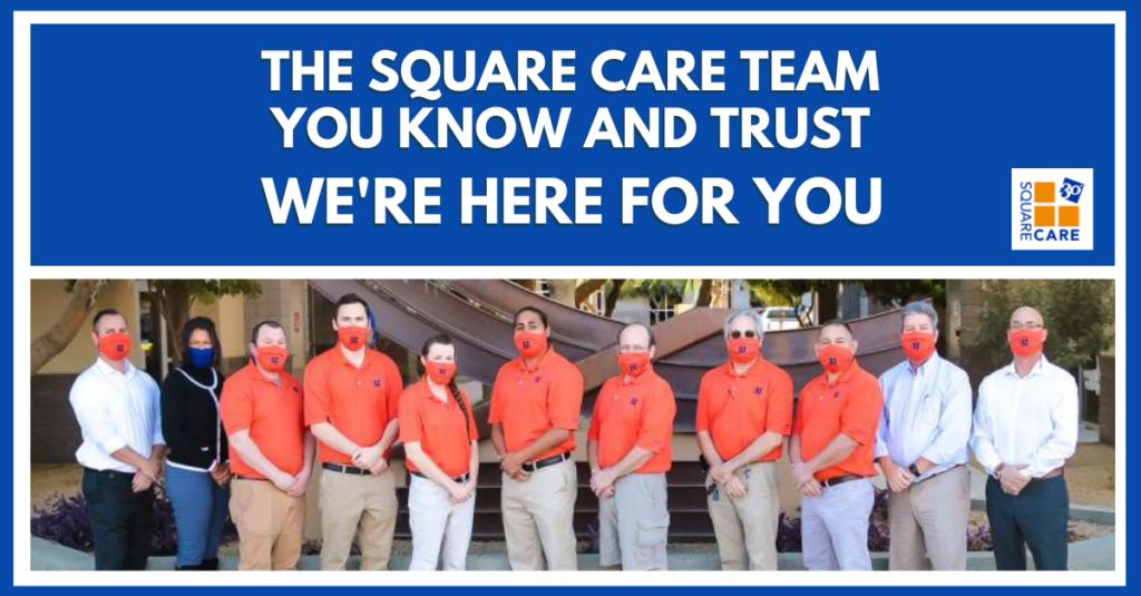 Square Care Team