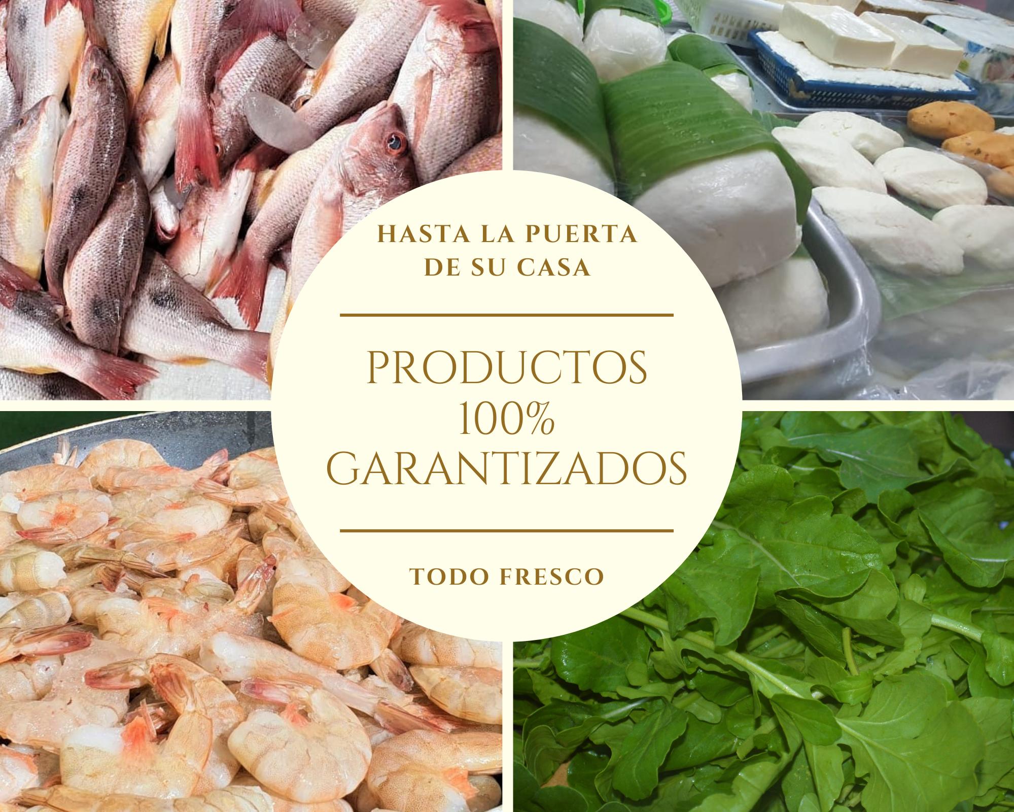 Venta de Productos Frescos El Salvador