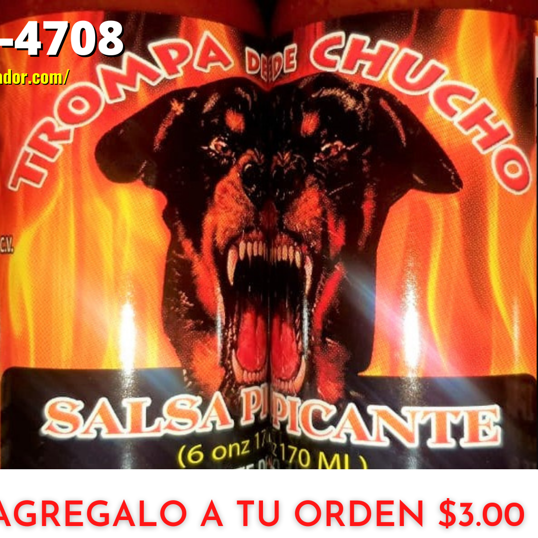 La mas picante de El Salvador