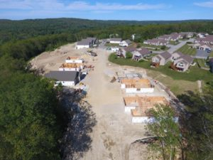 briarwood falls - CT - lot development