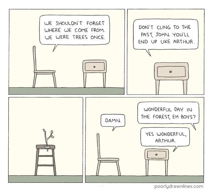 we-were-trees