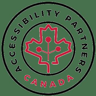 Accessibility Partners Canada Secondary Logo