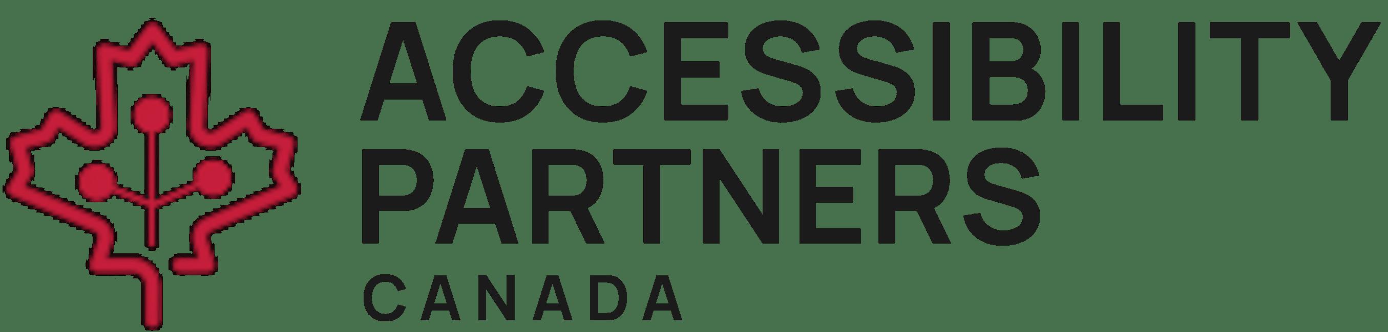 Accessibility Partners Canada Logo
