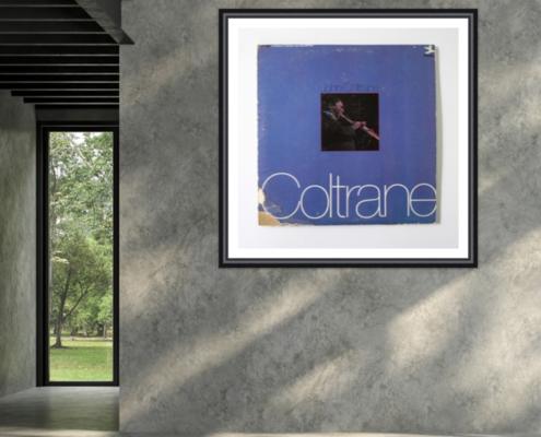 A Coltrane album
