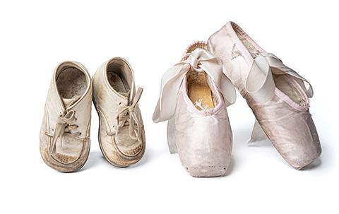 babyshoes-Ballettoeshoes