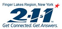 211 Helpline - Finger Lakes Region