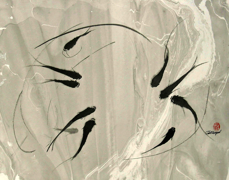 Searching, Sumi