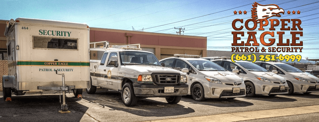 Number One Priority – Protection! Copper Eagle Patrol & Security
