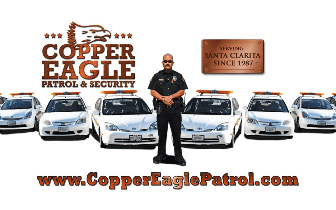 Copper Eagle Patrol – Protection at it's Best