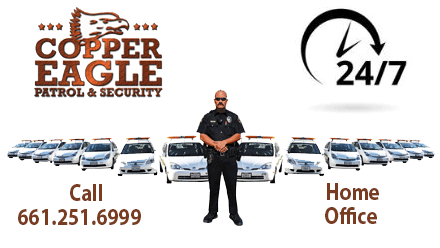 Around The Clock Protection | Copper Eagle Patrol & Security | Join The Team