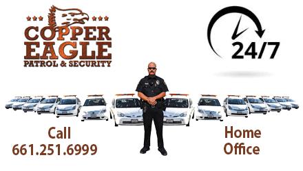 SCV Safe Summer 2019 – Copper Eagle Patrol & Security