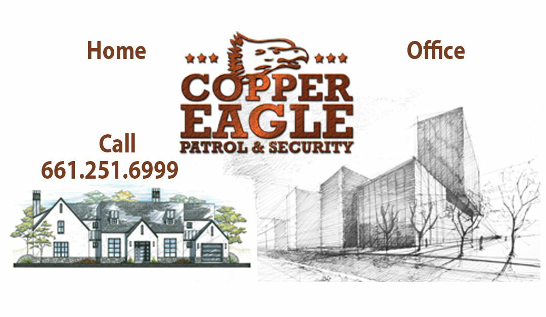 Copper Eagle Patrol & Security Looking After SCV
