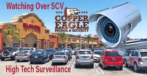 Video Surveillance  | Copper Eagle Patrol – 24-hour Alarm Response