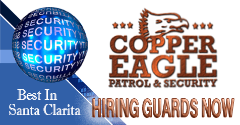 Copper Eagle Patrol & Security | Hiring – Swing and Graveyard |