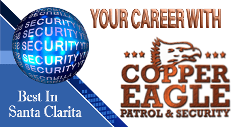 New Career in Security, Rewarding   Copper Eagle Patrol & Security