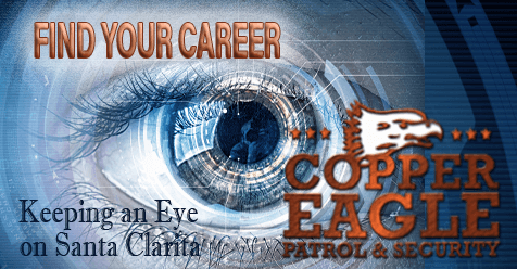 Unemployment Over? Find The New You   Join Copper Eagle Patrol & Security