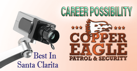 Career Possibility with Copper Eagle Patrol & Security