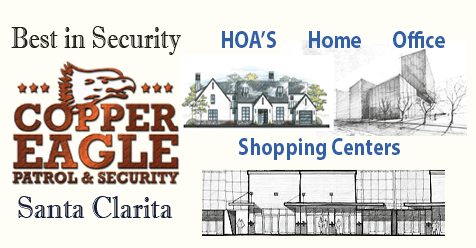 HOA's, Home, Office & Shopping Centers   Copper Eagle Patrol & Security