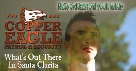 Clear Career Choice   Copper Eagle Patrol & Security