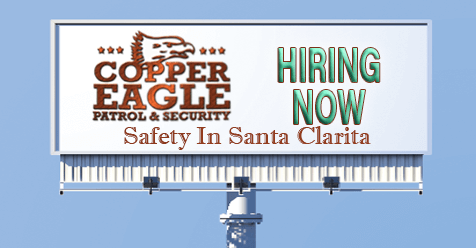 Copper Eagle Patrol & Security | Hiring Now