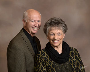 Keith and Saundra Nash