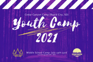 Mid High School Youth Camp