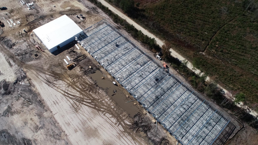 Agriculture Technology Center development