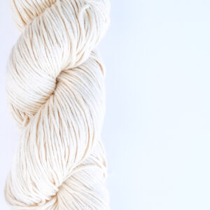 an image of a skein of hinoki cotton yarn