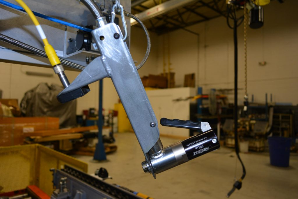 Oil Fill Tool Final Assembly - Mexico