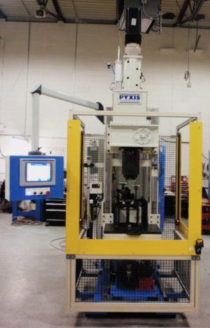 Pinion Bearing Preload - Pyxis Signature Machine