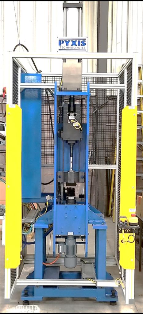 Pinion Bearing Torque to Rotate - Pyxis Signature Machine