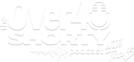 The Over 40 Shorty Logo Footer