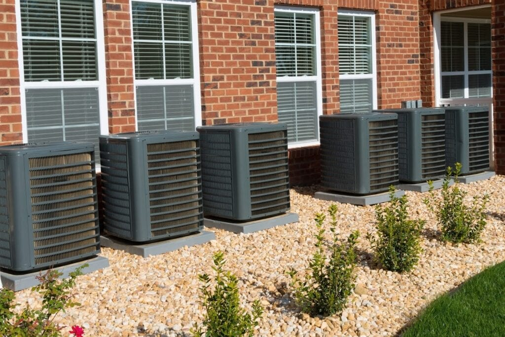 Comparing Central Air Conditioning Units and a Window Air Conditioner