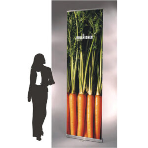 Rollup Higher Banner Stands