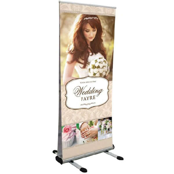 Rollup Outdoor Double-sided