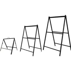 Metal A-Frames