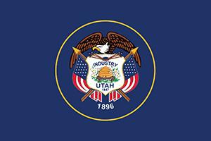 Utah flag Image