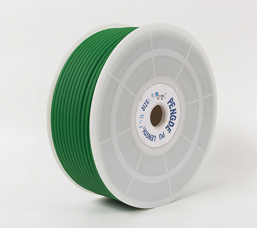 Round belt with Rubber plastic shaft
