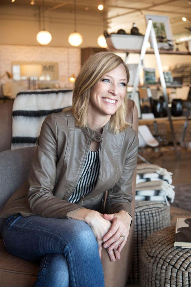 Emily Hughes, Interior Designer
