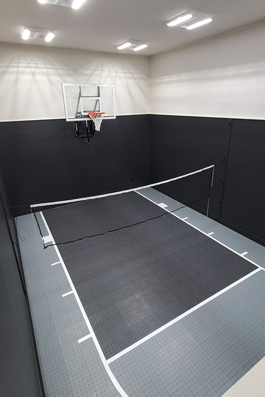 Emily Hughes Portfolio: Prairie Modern Sport Court