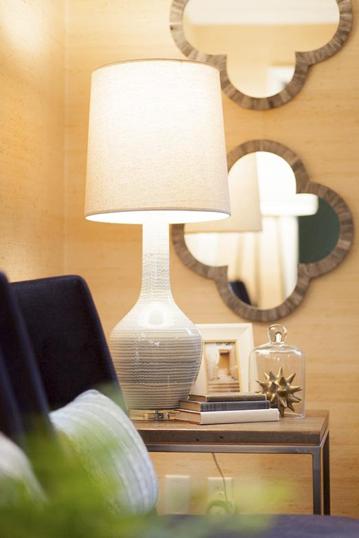 Mid-Century Modern Family Room | Emily Hughes Interior Design