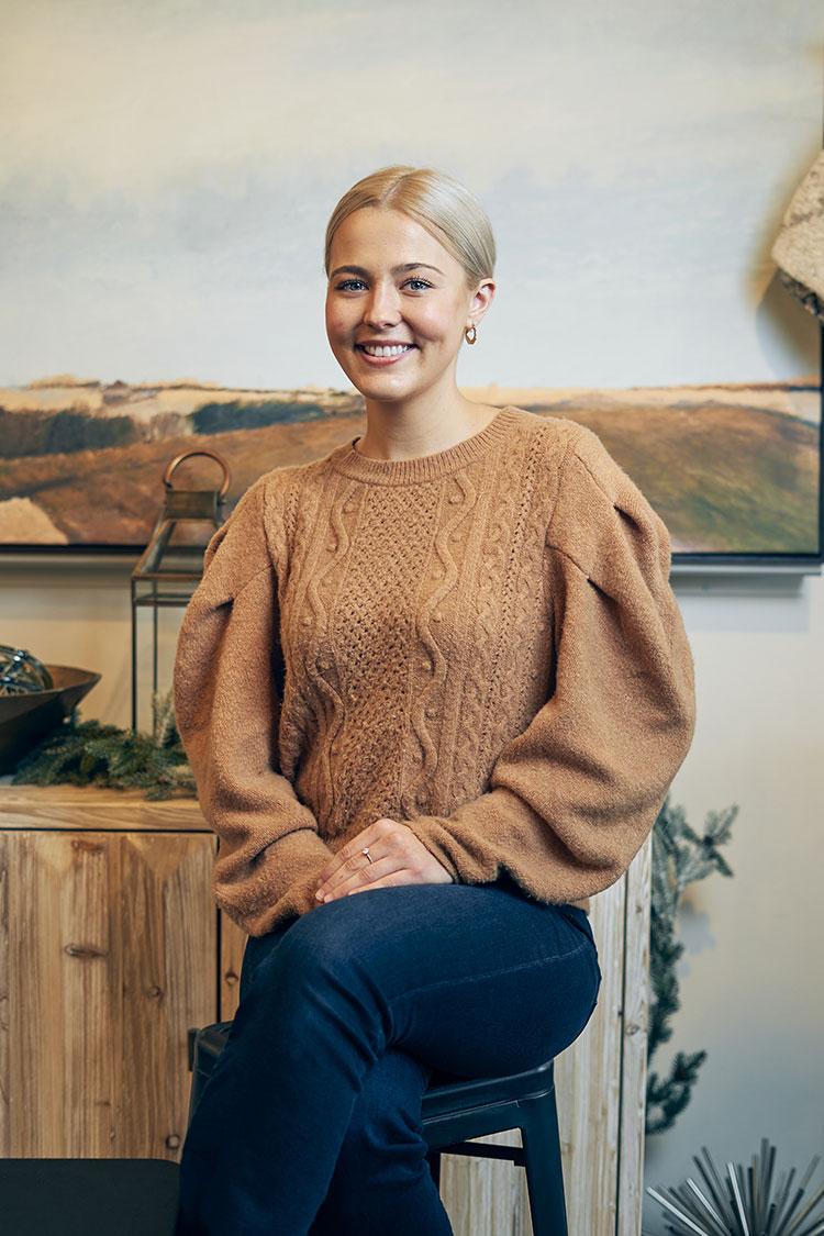 Brooke Talsma, Interior Designer